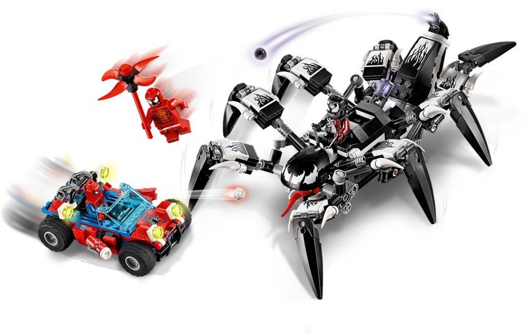 LEGO® Spider-Man 76163 Venom Krabbler | ©LEGO Gruppe