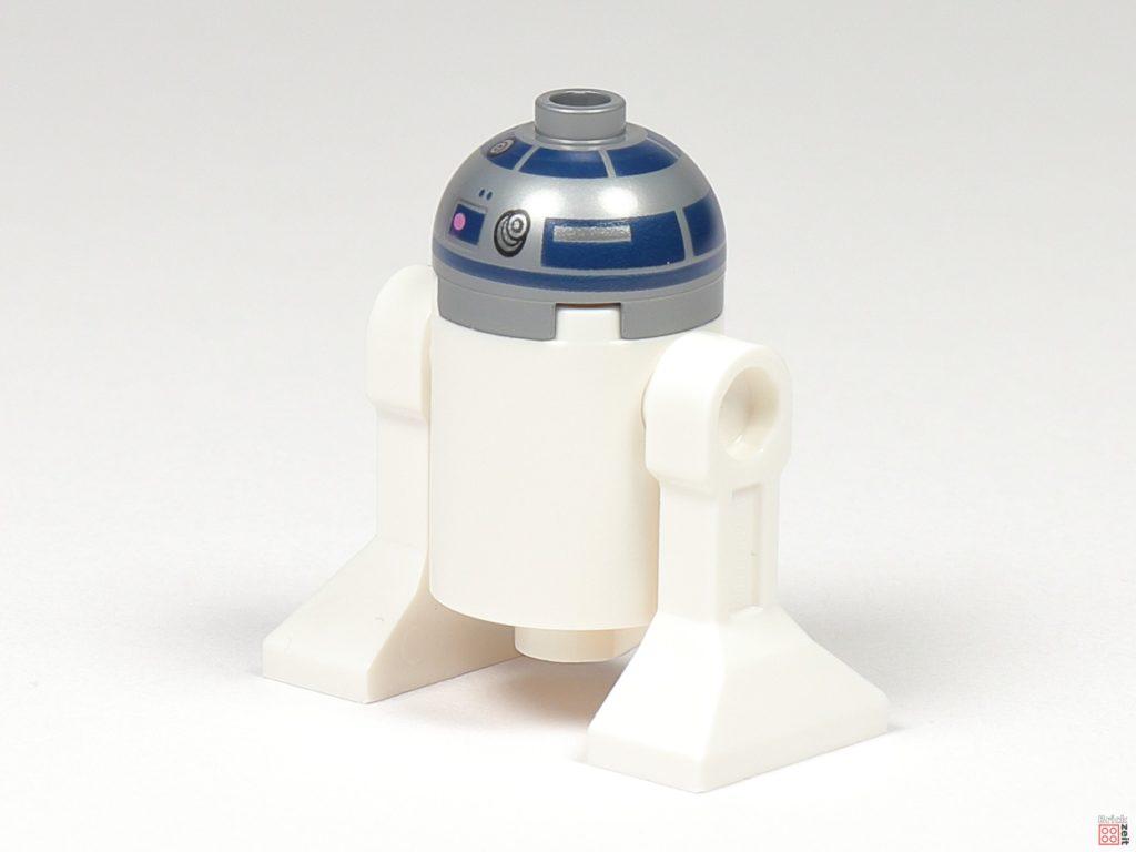LEGO® Star Wars™ 75270 - R2-D2 Minifigur, hinten | ©2020 Brickzeit