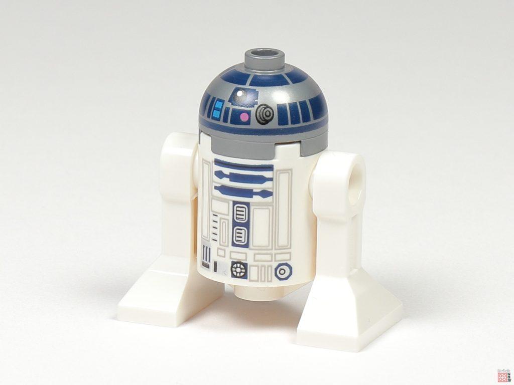 LEGO® Star Wars™ 75270 - R2-D2 Minifigur, vorne | ©2020 Brickzeit