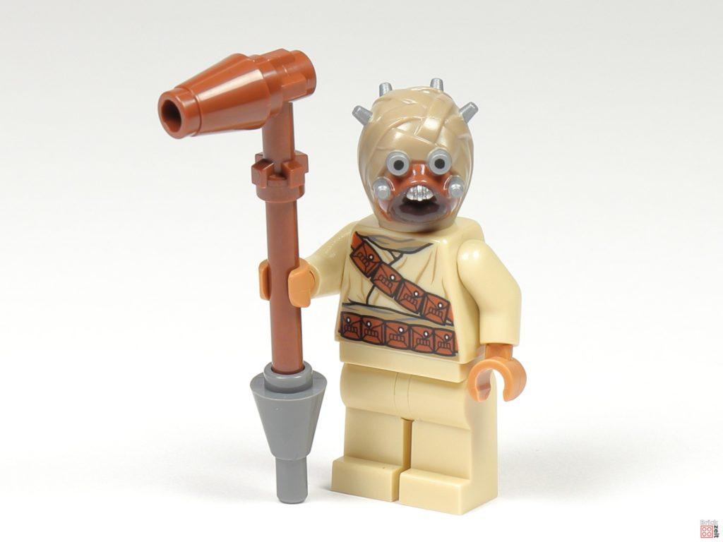 LEGO® Star Wars™ 75270 - Tusken-Räuber mit Gaffi-Lanze | ©2020 Brickzeit