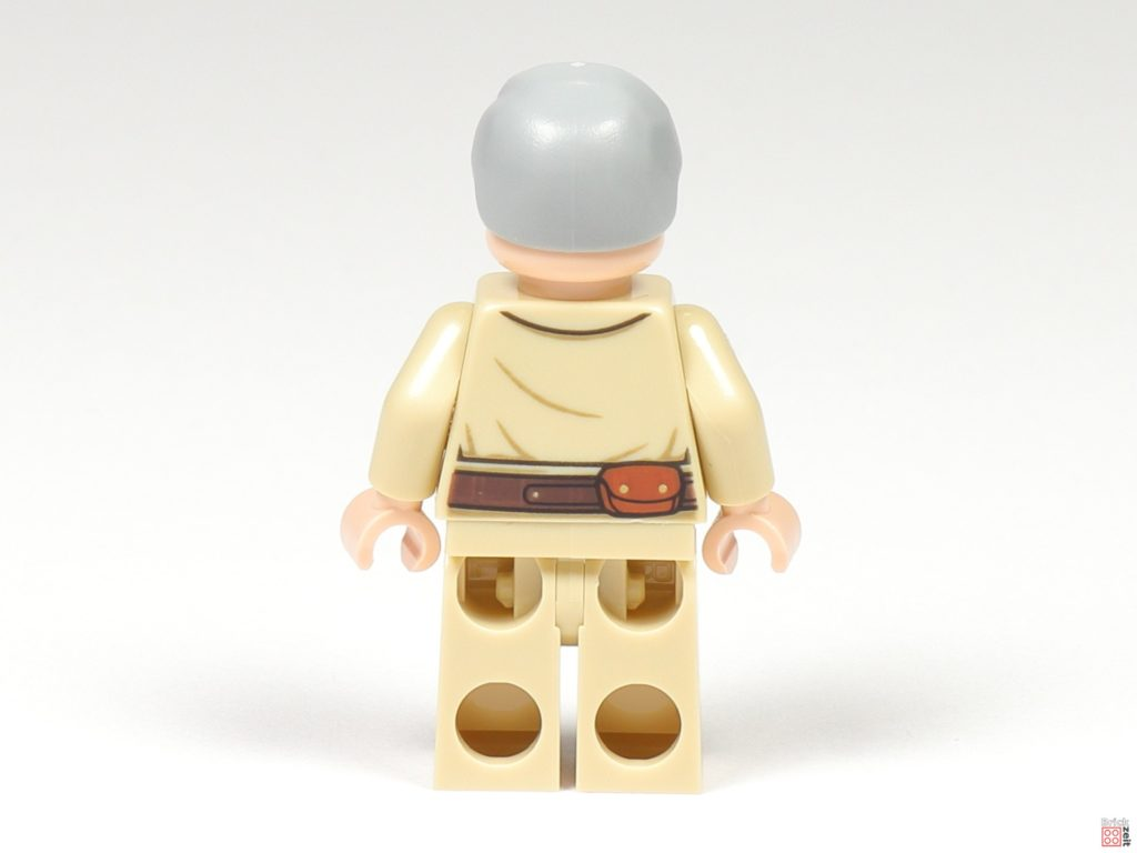"LEGO® Star Wars™ 75270 - Obi-Wan ""Ben"" Kenobi, Rückseite | ©2020 Brickzeit"