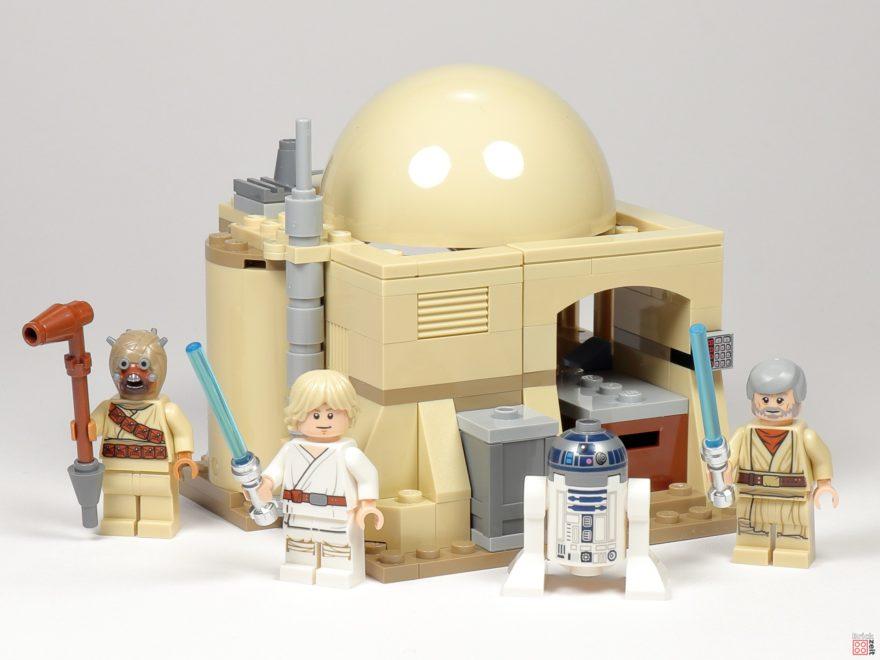 LEGO® Star Wars™ 75270 Obi Wans Hütte | ©2020 Brickzeit