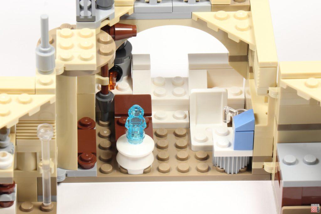 LEGO® Star Wars™ 75270 Obi Wans Hütte, gemütlicher Wohnbereich | ©2020 Brickzeit