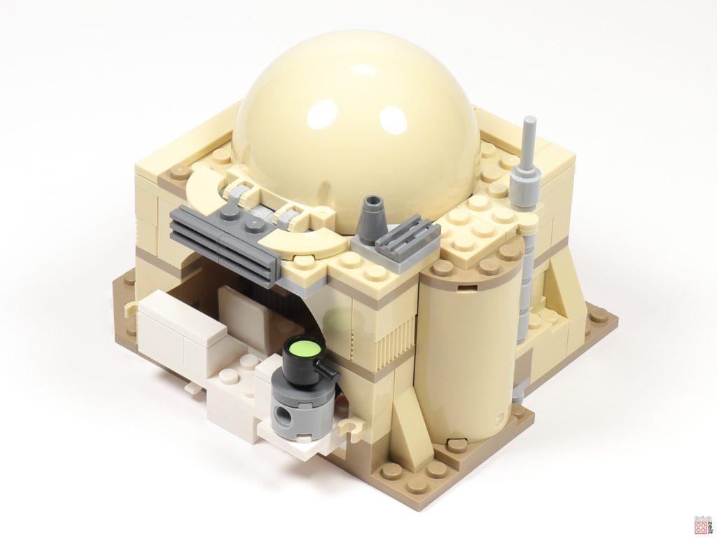 LEGO® Star Wars™ 75270 Obi Wans Hütte, geschlossen 01 | ©2020 Brickzeit