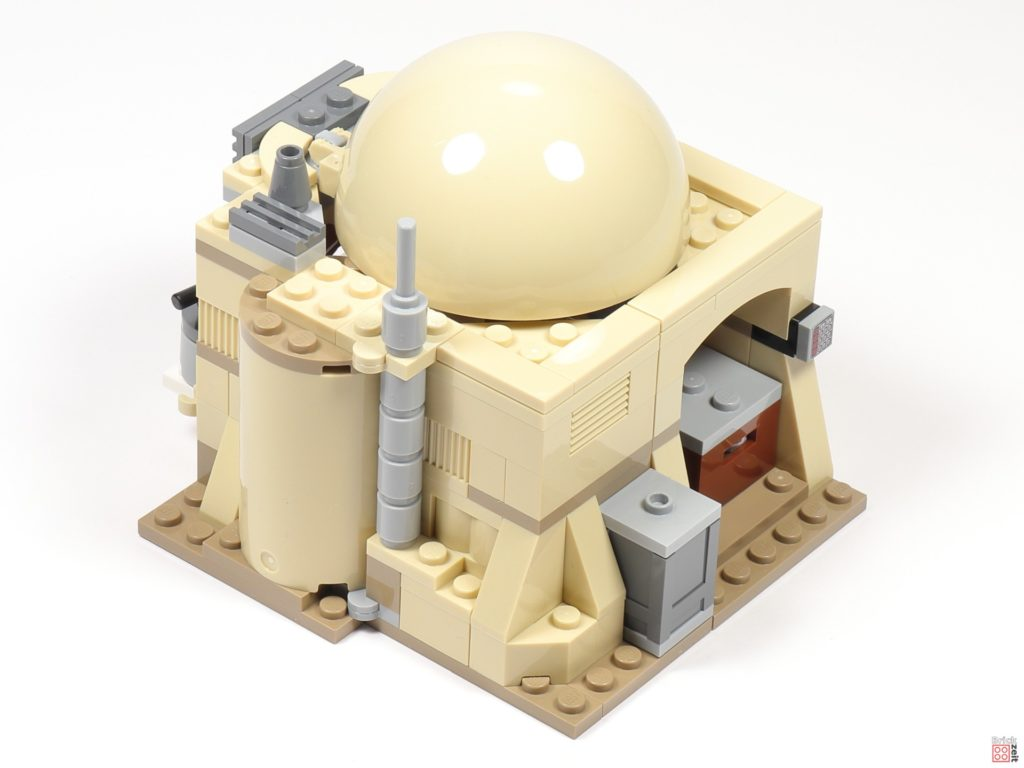 LEGO® Star Wars™ 75270 Obi Wans Hütte, geschlossen 02 | ©2020 Brickzeit