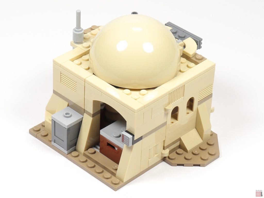 LEGO® Star Wars™ 75270 Obi Wans Hütte, geschlossen 03 | ©2020 Brickzeit