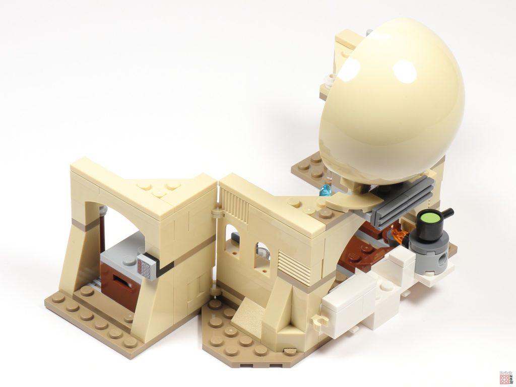 LEGO® Star Wars™ 75270 Obi Wans Hütte, offen 01 | ©2020 Brickzeit