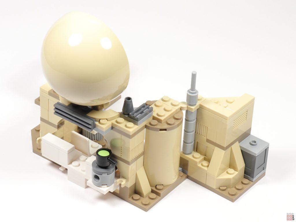LEGO® Star Wars™ 75270 Obi Wans Hütte, offen 02 | ©2020 Brickzeit