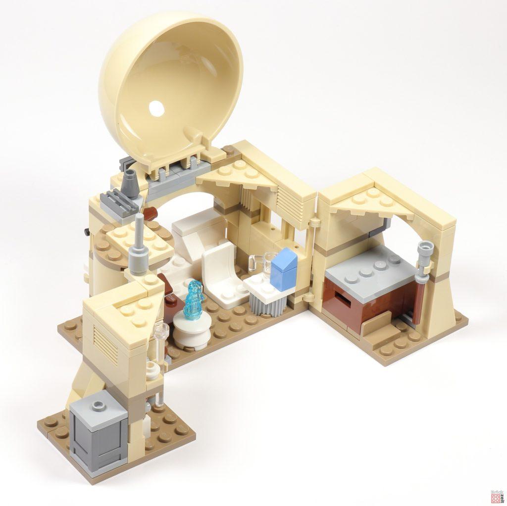 LEGO® Star Wars™ 75270 Obi Wans Hütte, offen 03 | ©2020 Brickzeit