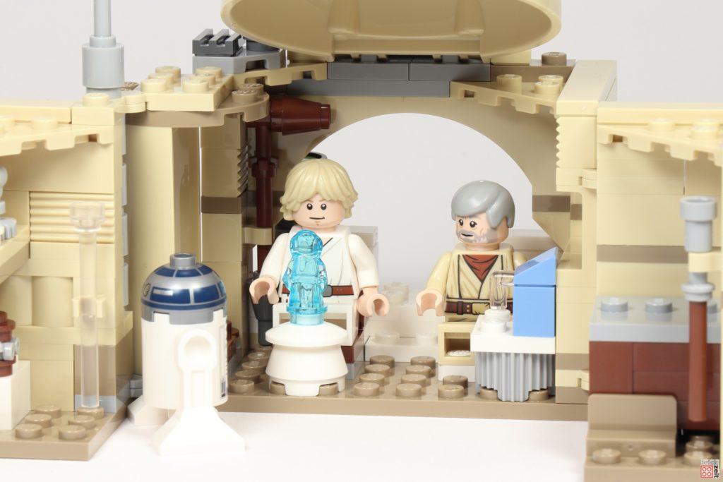 Helft mir Obi-Wan Kenobi. Ihr seid meine letzte Hoffnung. | ©2020 Brickzeit