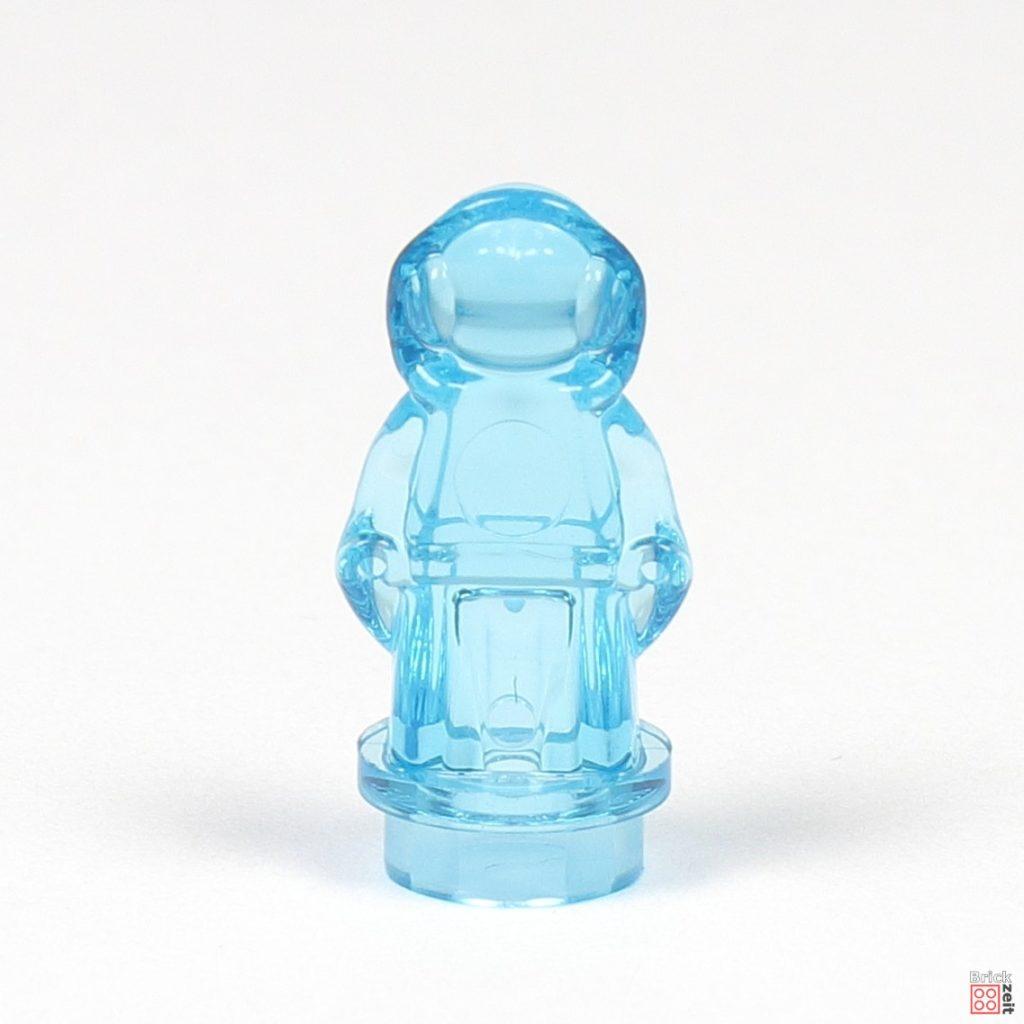 LEGO® Star Wars™ 75270 - Hologramm von Prinzessin Leia, Microfigur, Vorderseite | ©2020 Brickzeit