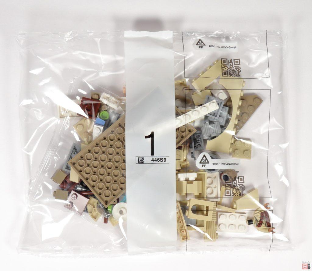 LEGO® Star Wars™ 75270 Obi Wans Hütte - Steintütchen 1 | ©2020 Brickzeit