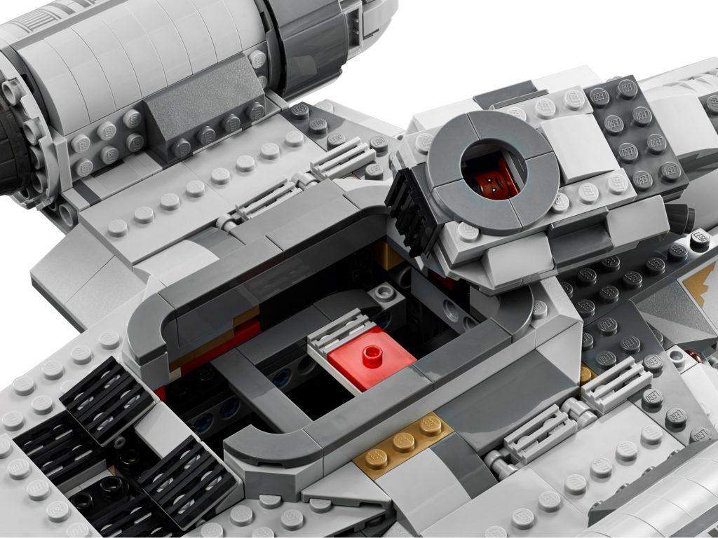 LEGO Star Wars 75292 Razor Crest | ©LEGO Gruppe
