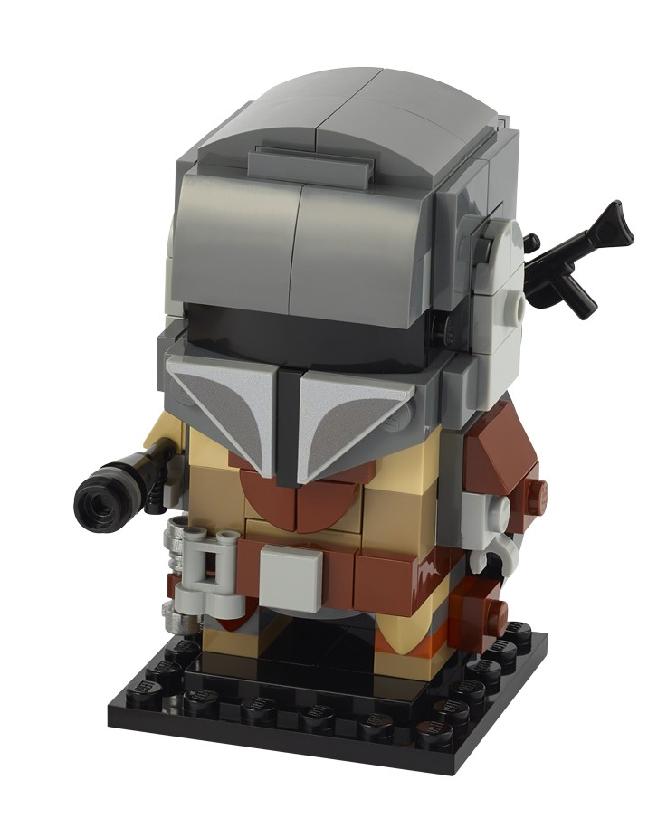 LEGO Star Wars 75317 The Mandalorian and The Child | LEGO Gruppe