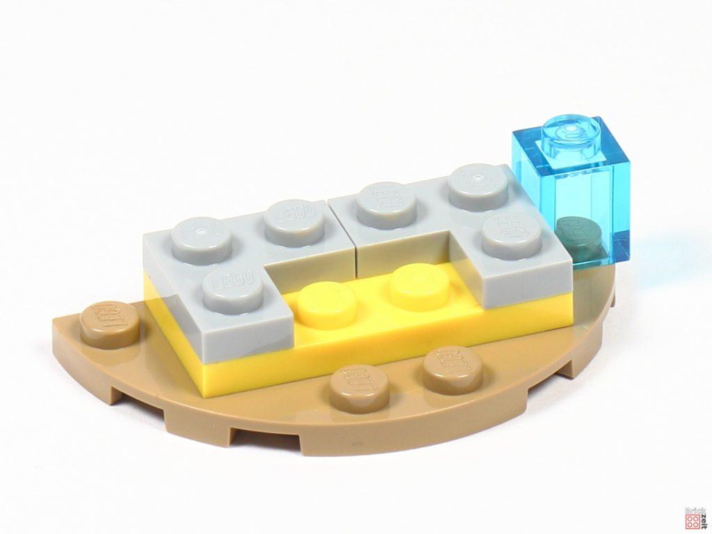 LEGO 30453 - Bau der Telefonzelle | 2020 Brickzeit
