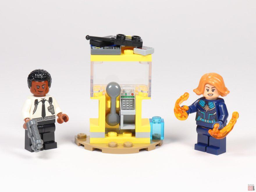 LEGO 30453 Captain Marvel und Nick Fury | ©2020 Brickzeit