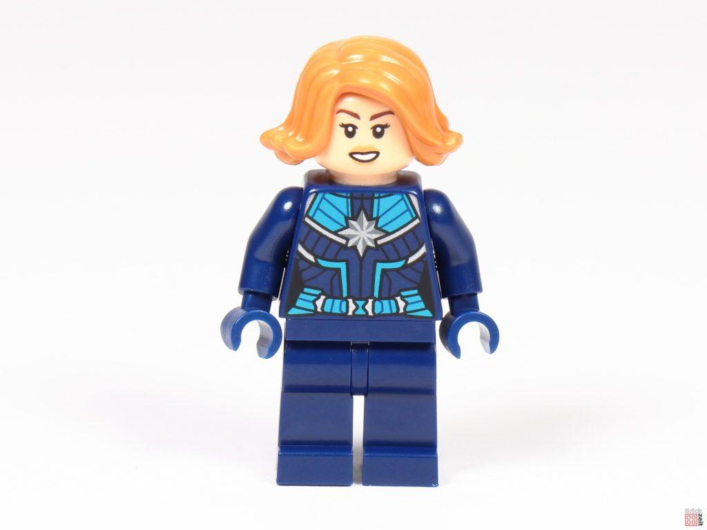 LEGO 30454 - Captain Marvel in Kree-Starforce-Uniform, Vorderseite | ©2020 Brickzeit