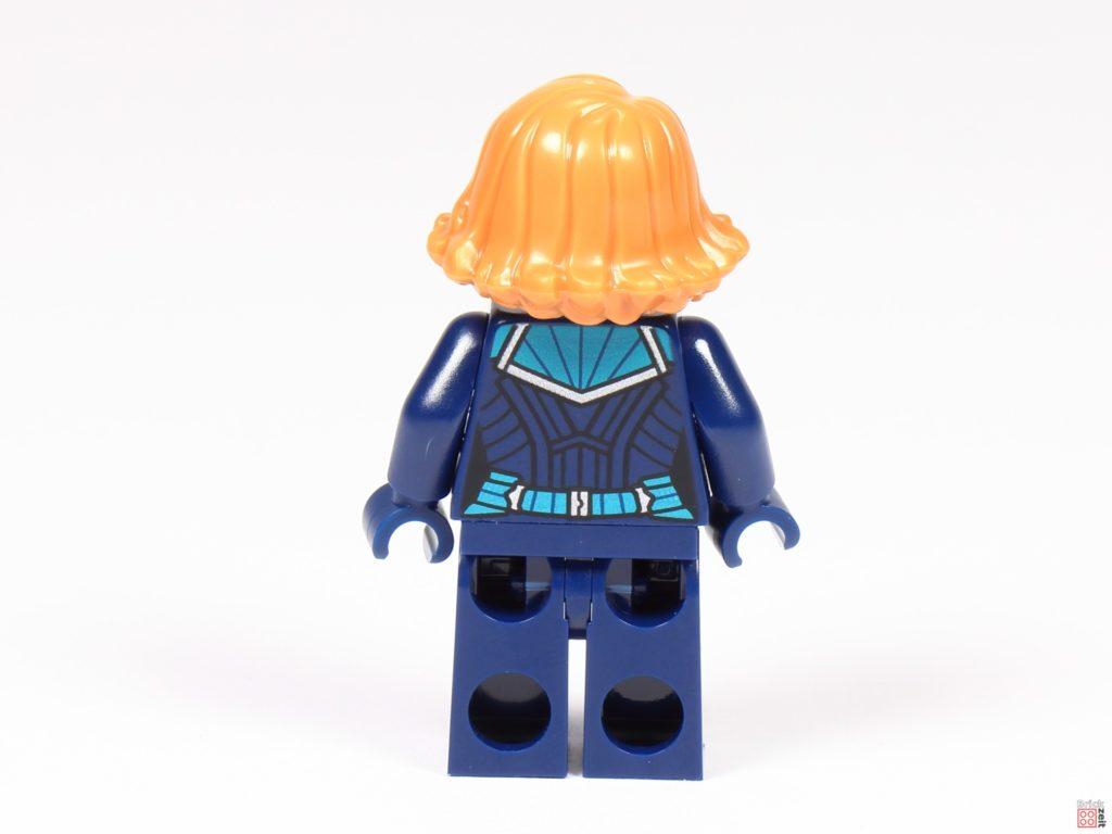 LEGO 30454 - Captain Marvel in Kree-Starforce-Uniform, Rückseite | ©2020 Brickzeit