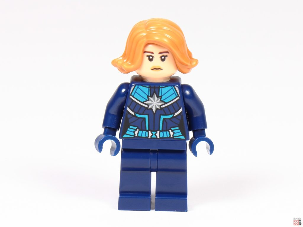 LEGO 30454 - Captain Marvel in Kree-Starforce-Uniform mit alternativem Gesicht | ©2020 Brickzeit