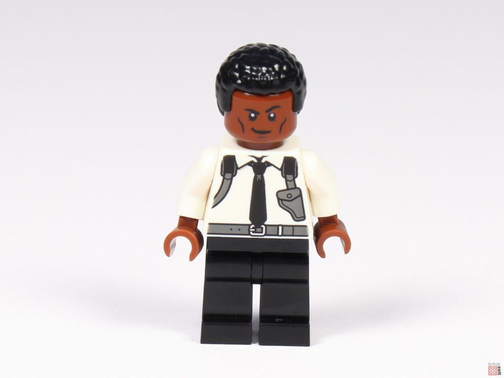 LEGO 30453 - Nick Fury, Vorderseite | 2020 Brickzeit