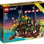 LEGO® Ideas 21322 Piraten der Barracuda-Bucht | ©LEGO Gruppe