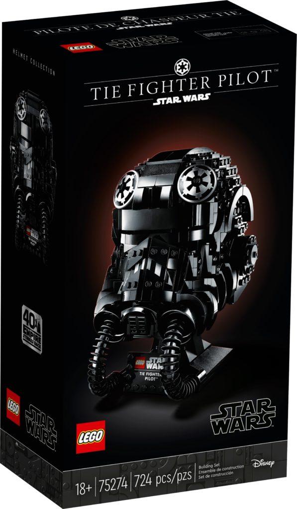 LEGO Star Wars 75274 Tie Fighter Pilot Helm | ©LEGO Gruppe