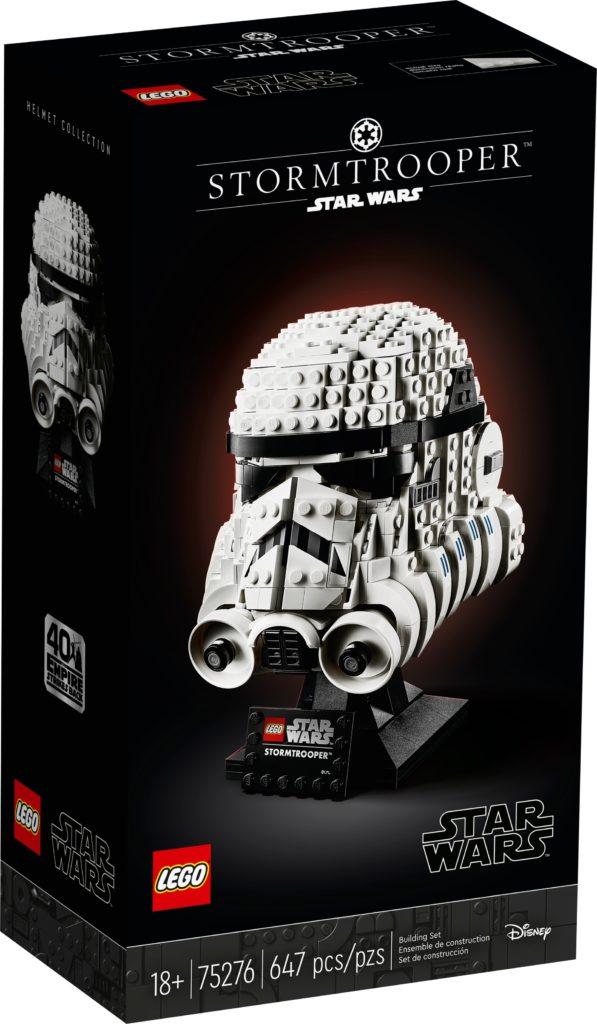 LEGO Star Wars 75276 Stormtrooper Helm | ©LEGO Gruppe