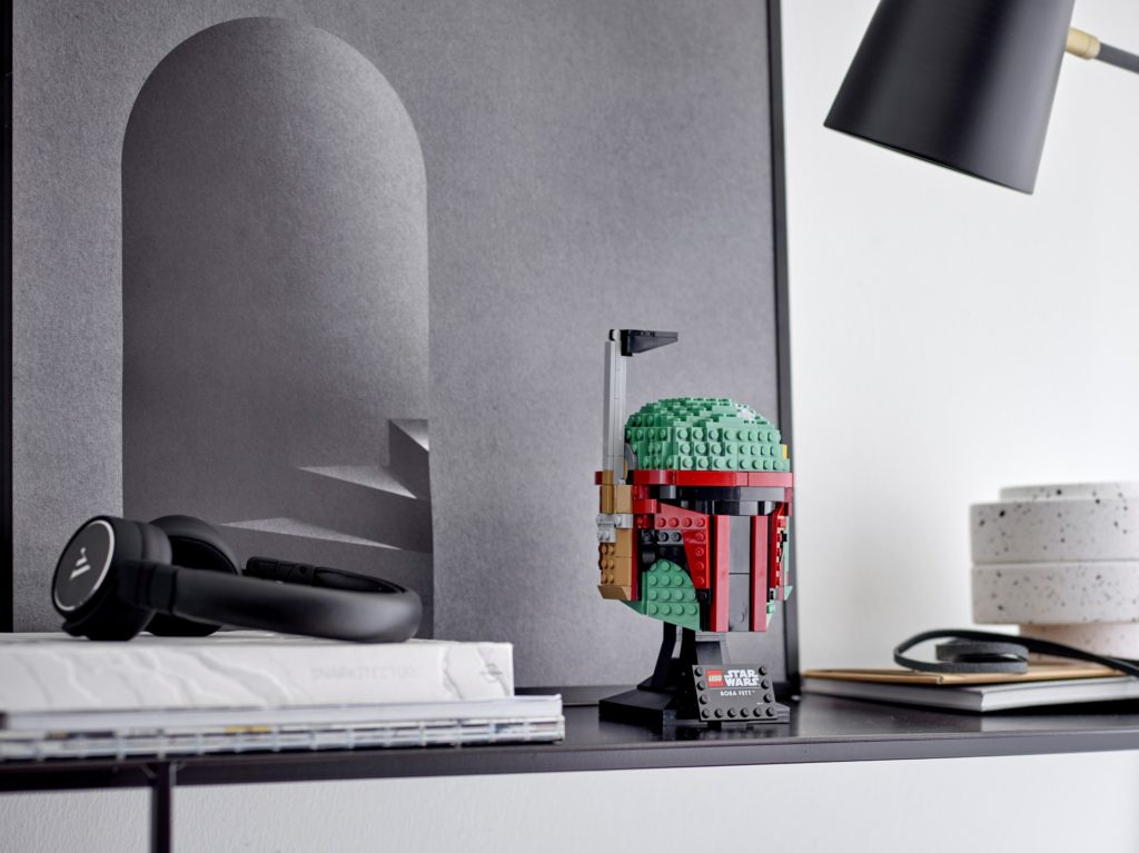 LEGO Star Wars 75277 Boba Fett Helm | ©LEGO Gruppe