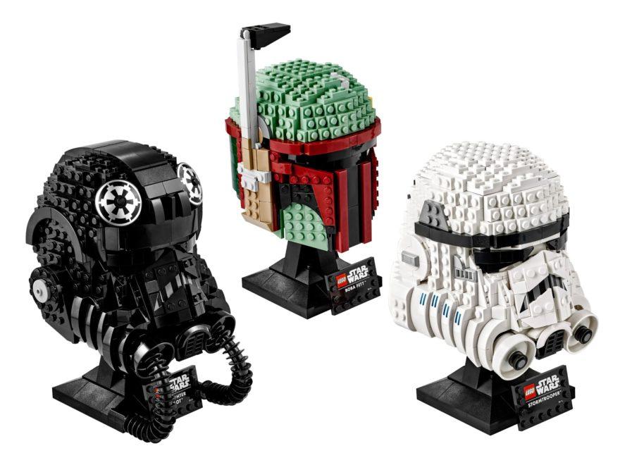 LEGO Star Wars Helme | LEGO Gruppe
