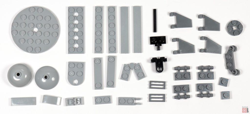 LEGO Star Wars Scimitar Polybag - Inhalt | ©2020 Brickzeit