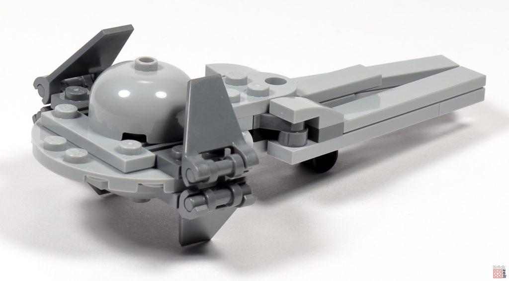 LEGO Star Wars Scimitar - hinten | ©2020 Brickzeit