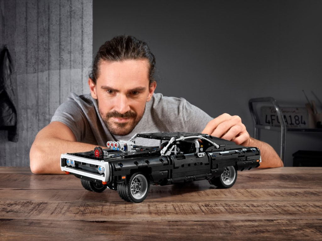 LEGO Technic 42111 Dom's Dodge Charger | ©LEGO Gruppe
