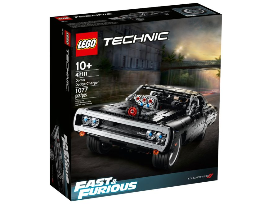 LEGO Technic 42111 Fast & Furious - Dom's Dodge Charger | ©LEGO Gruppe