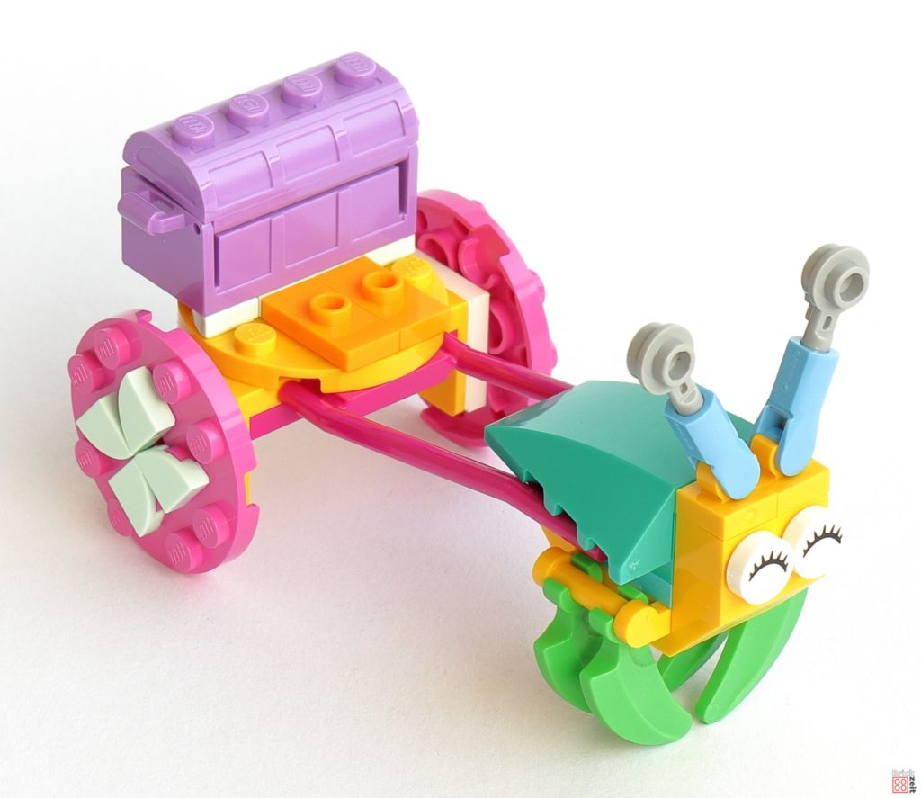LEGO Trolls World Tour 30555 - Kutsche im Bau | ©2020 Brickzeit