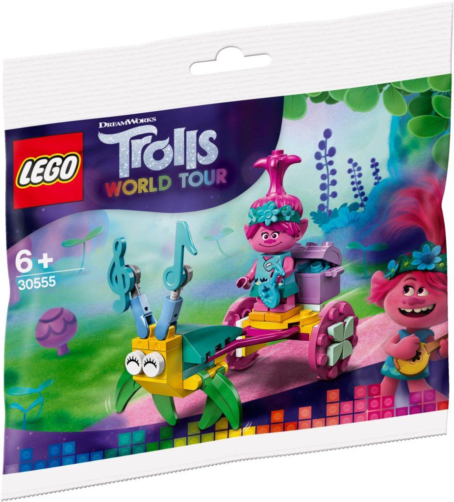 LEGO Trolls 30555 Poppys Kutsche Polybag | ©LEGO Gruppe