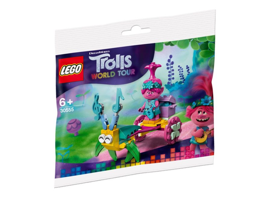 LEGO Trolls 30555 Poppys Kutsche | ©LEGO Gruppe