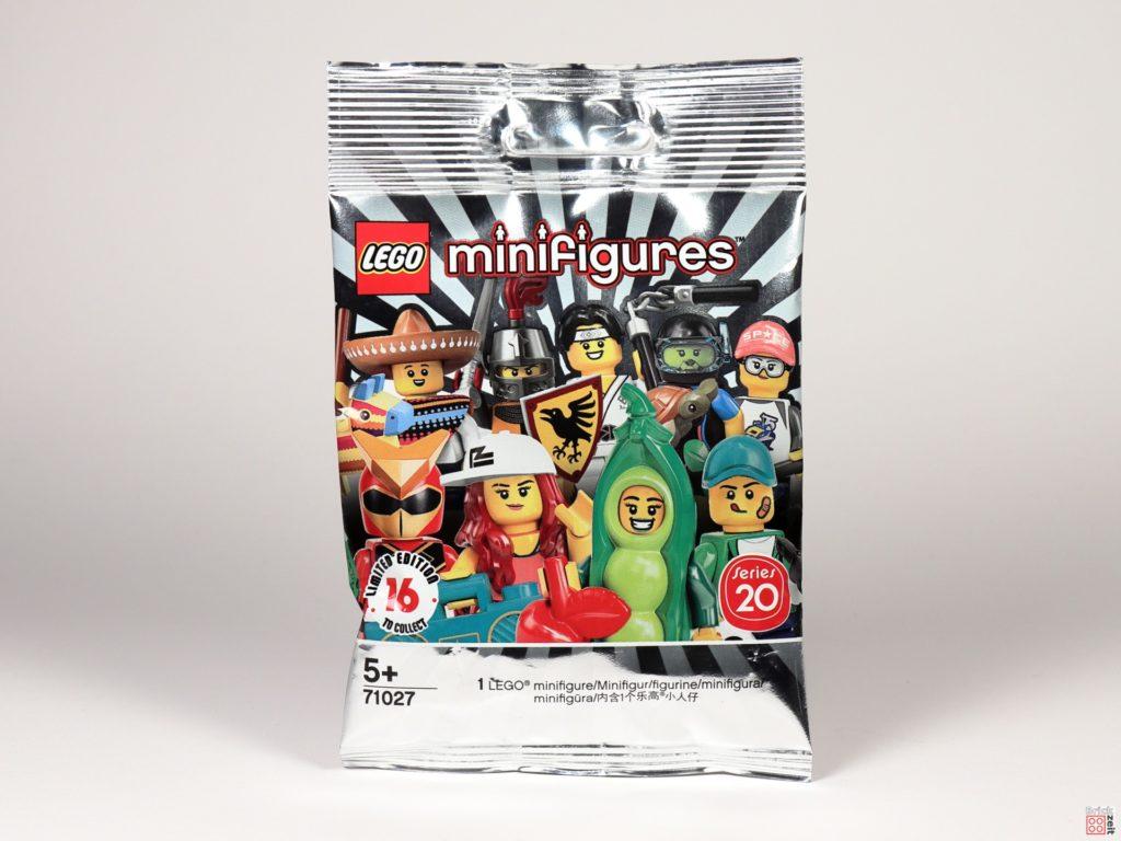 LEGO® 71027 Minifiguren Serie 20 - Blind Bag | ©2020 Brickzeit