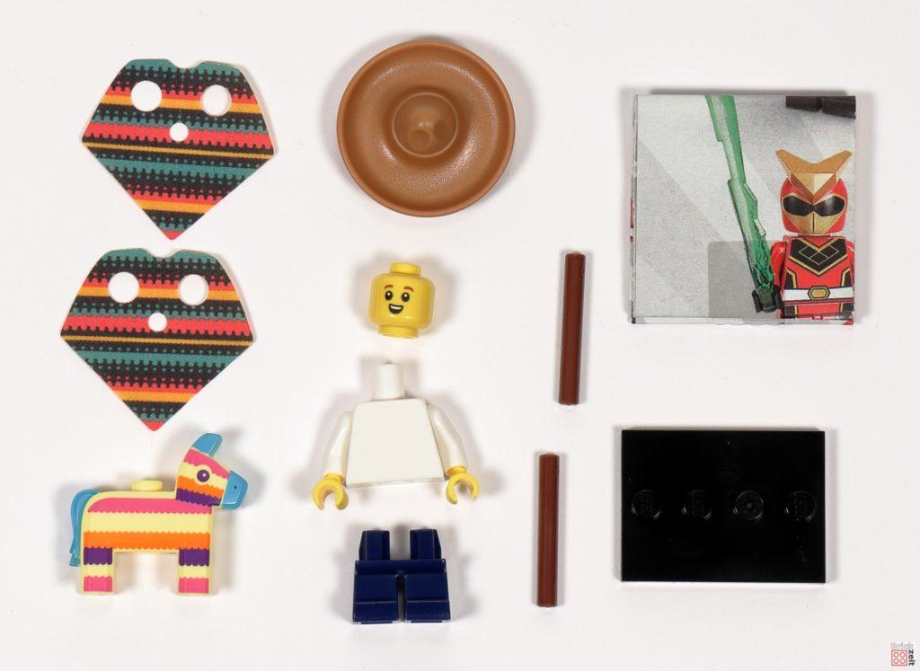 LEGO 71027 - Minifigur Nr. 1 - Piñata-Junge | ©2020 Brickzeit
