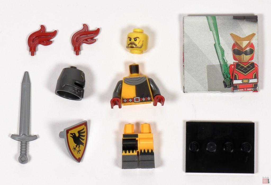LEGO 71027 - Minifigur Nr. 4- Turnierritter | ©2020 Brickzeit