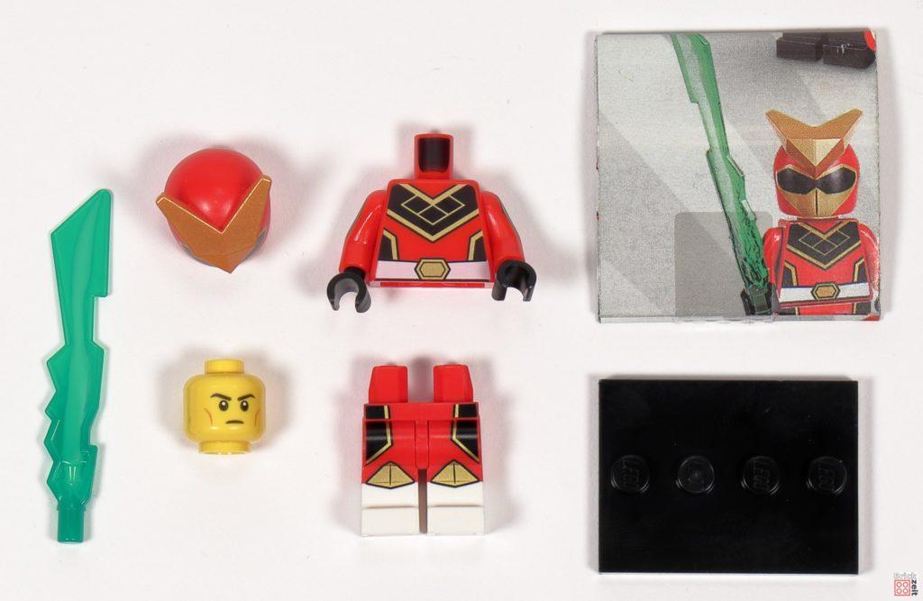 LEGO 71027 - Minifigur Nr. 9 - Superkrieger | ©2020 Brickzeit