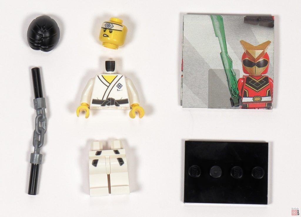 LEGO 71027 - Minifigur Nr. 10 - Kampfkünstler | ©2020 Brickzeit