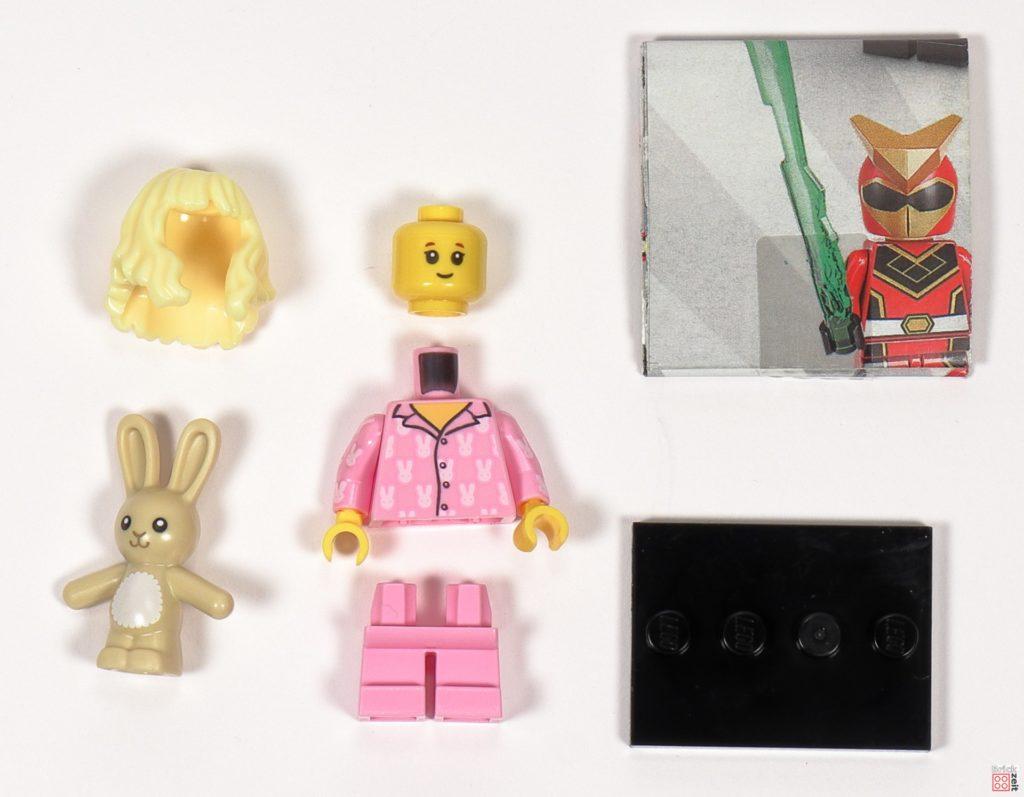 LEGO 71027 - Minifigur Nr. 15 - Mädchen im Schlafanzug | ©2020 Brickzeit