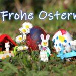 Frohe Ostern 2020 | ©Brickzeit