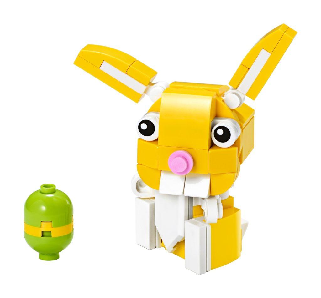 LEGO 30550 Osterhase Polybag | ©LEGO Gruppe