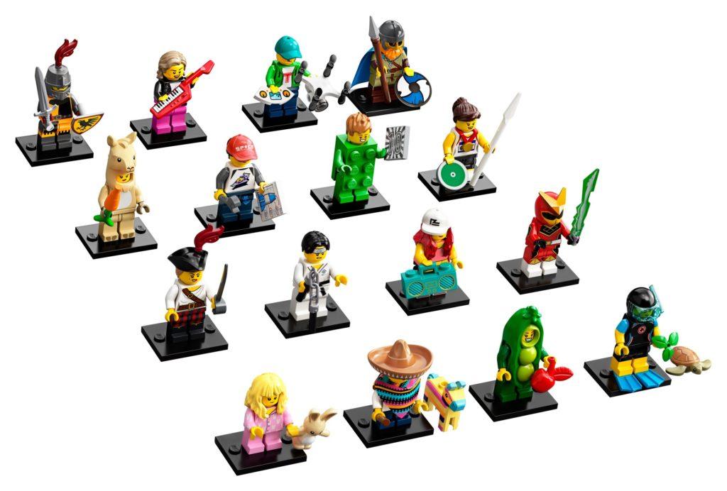 LEGO® 71027 Minifiguren Serie 20 | ©LEGO Gruppe
