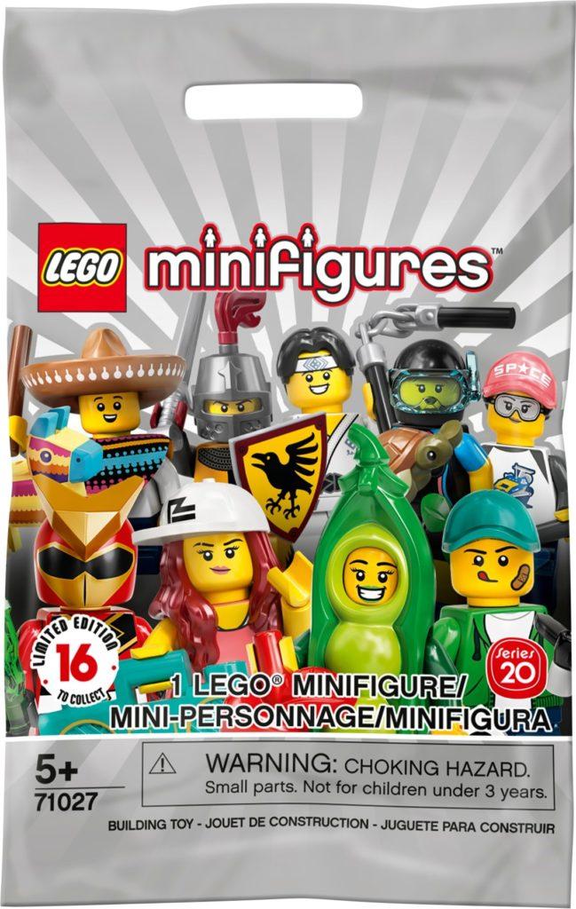 LEGO® 71027 Minifiguren Serie 20 - Blind Bag | ©LEGO Gruppe