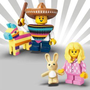 LEGO 71027 - Piñjata Junge und Mädchen im Pijama | LEGO Gruppe