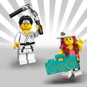 LEGO 71027 - Kampfkunst Junge & Breakdancer | LEGO Gruppe