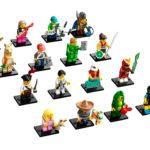 LEGO® 71027 Minifiguren Serie 20 - Titelbild | ©LEGO Gruppe