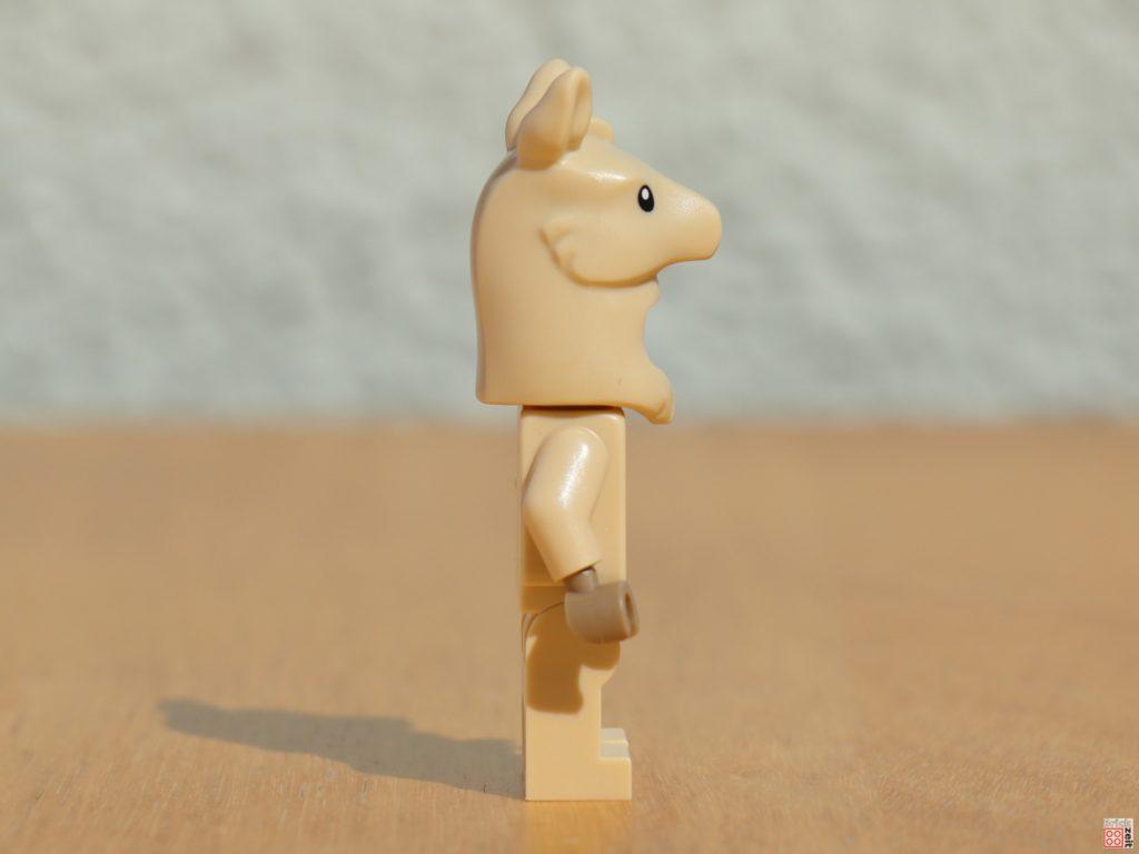LEGO 71027 - Mädchen im Lamakostüm (07) | ©2020 Brickzeit